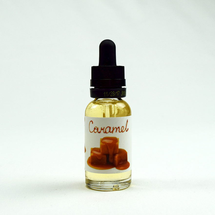 Caramel Flavored E-Liquid