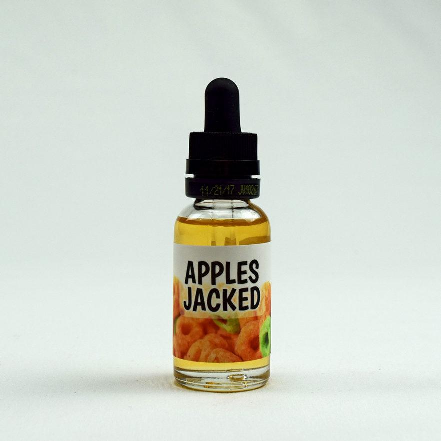 Apple Cinnamon Cereal Flavored E-Liquid
