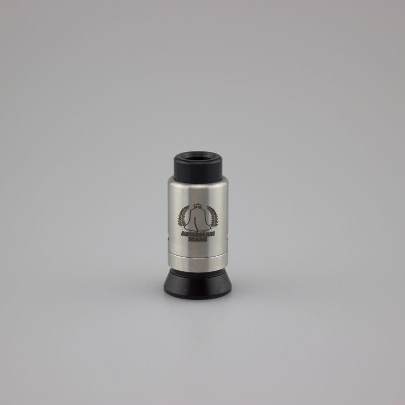 VapeAmp Dually Dripper RDA