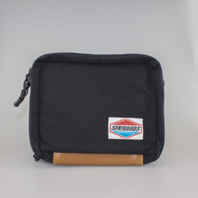 SFK! Goods Shoulder Bag Black
