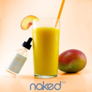 Naked 100 Amazing Mango Flavored Eliquid