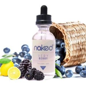 Simply Fruit Very Berry Flavored Eliquid