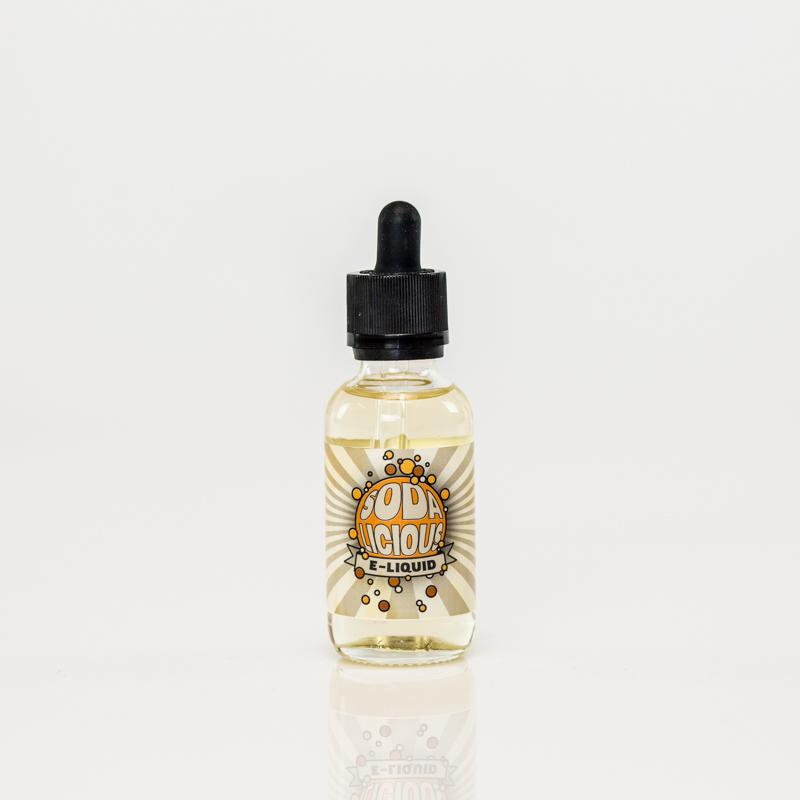 Sodalicious - Orange Cream