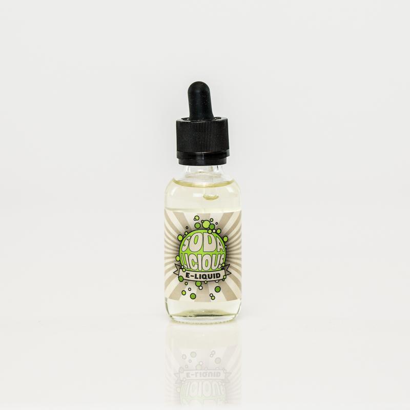 Sodalicious - Lime Cream