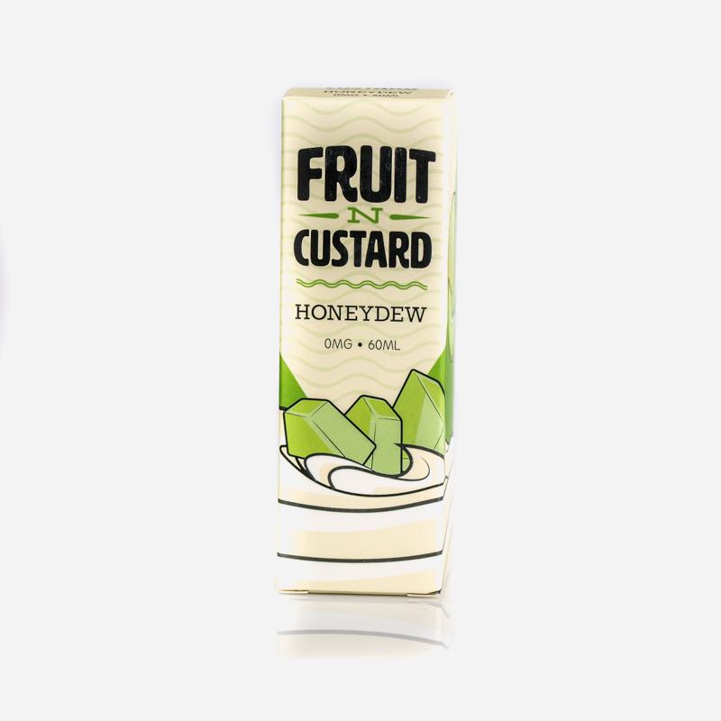 Fruit N Custard - Honeydew