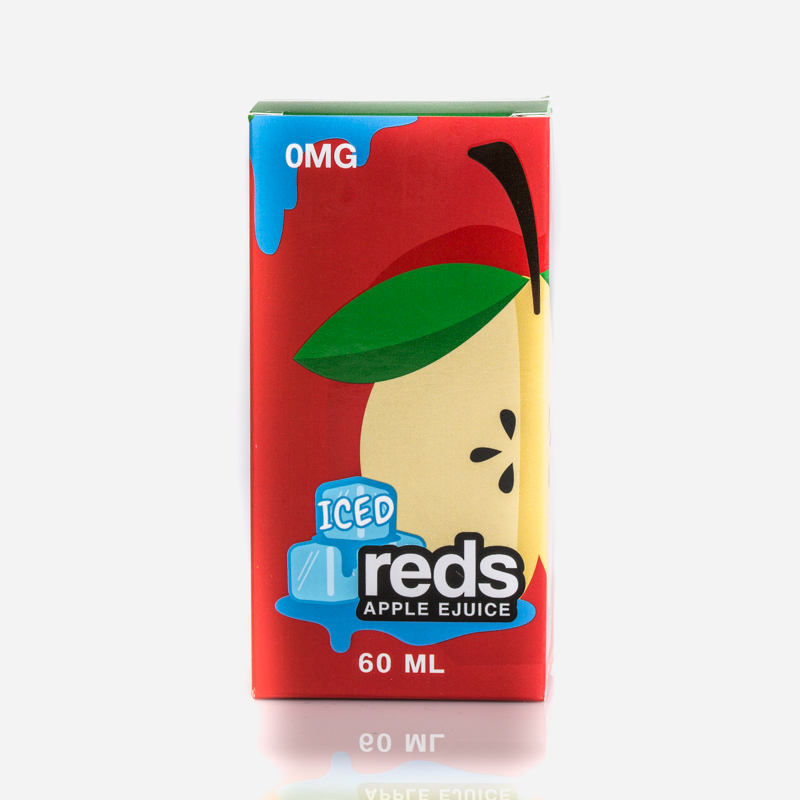 Reds Apple Iced