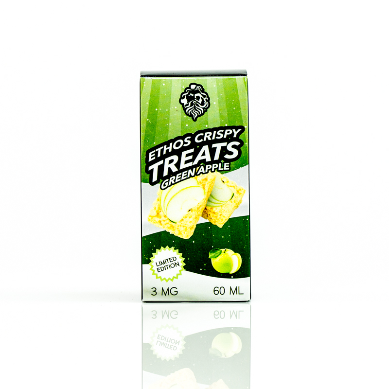 Ethos Crispy Treats - Green Apple