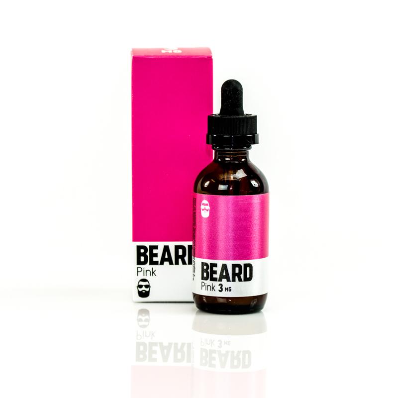 Pink Eliquid by Beard Vape Co.
