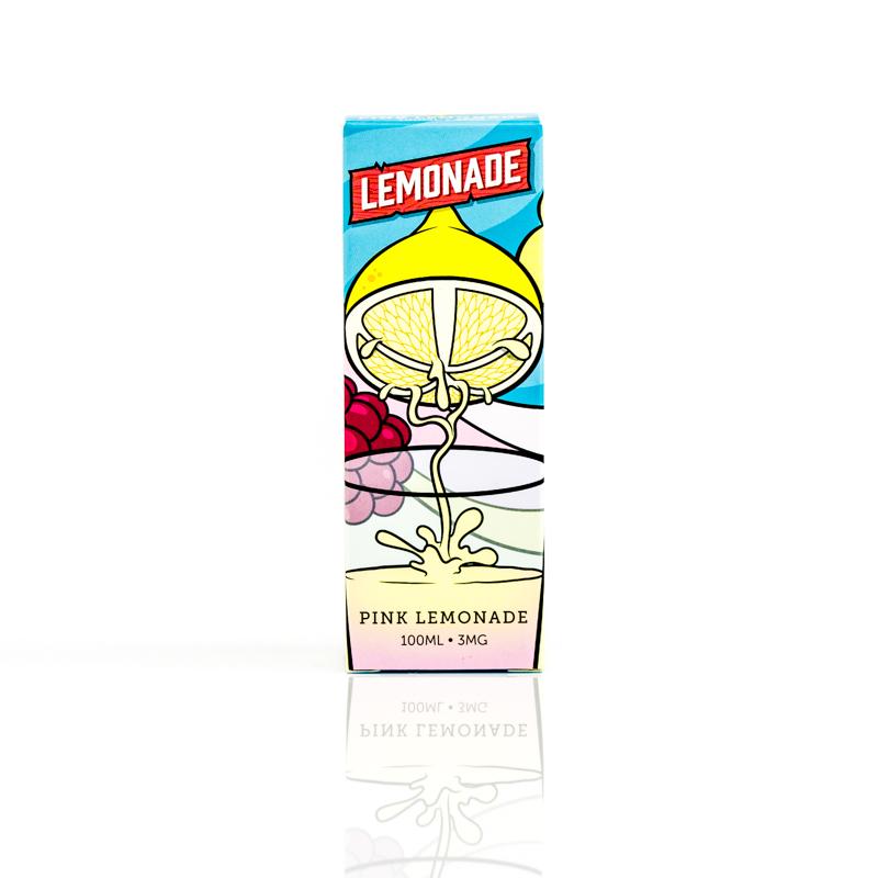 Pink Lemonade Eliquid by Vape Lemonade